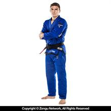 Do or Die Hyperlyte PRO Blue BJJ Gi